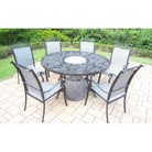 Cascade Aluminum Patio Dining Furniture Colle...