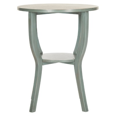 Safavieh Delano Accent Table - Blue