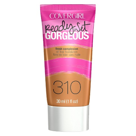 COVERGIRL Ready Set Gorgeous Foundation