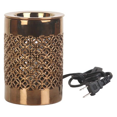Home Scents Copper Lattice Warmer