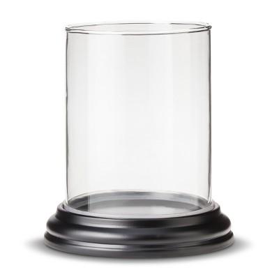 Threshold™ Hurricane Candle Holder - Black