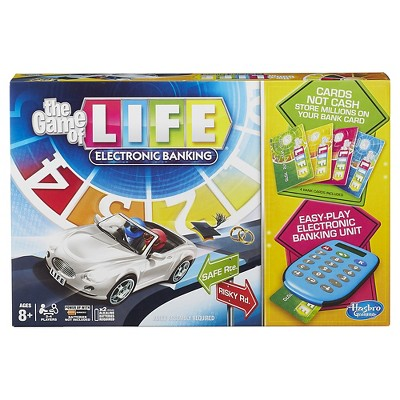 Hasbro® The Game Of Life Electronic Banking Game