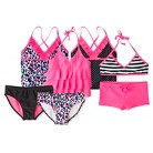 Girls' Mix & Match Swim Collection