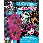 Monster High Clawsome Activities (Paperback)