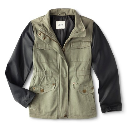 Girls' Anorak Jacket