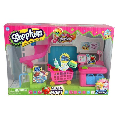 Shopkins Small Mart Target