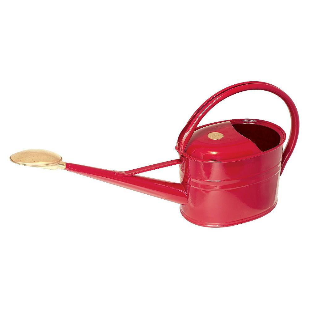 Watering can haws 1 3 gallon slimcan outdoor metal watering can - Gallon metal watering can ...