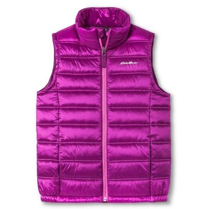 Eddie Bauer® Girls' Quilted Vest