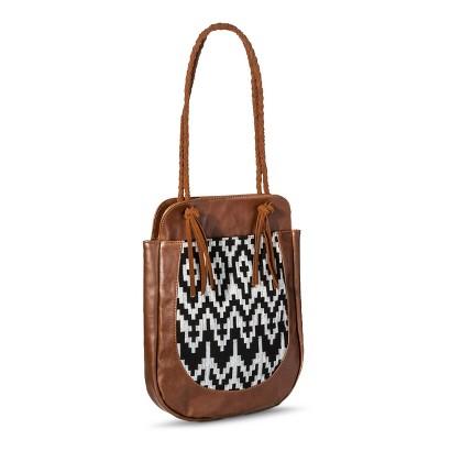Mossimo Supply Co. Tote Handbag - Brown