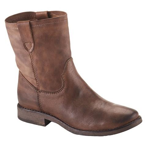 Women's Joelle Genuine Leather Western Ankle Boots