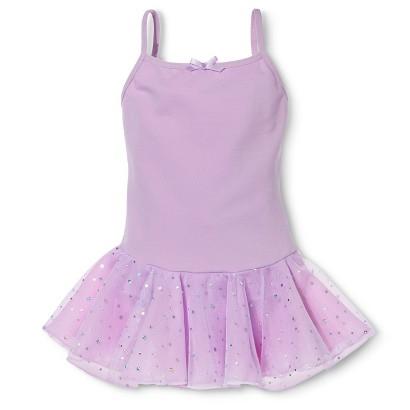 Danz N Motion® by Danshuz® Girls' Activewear Dress -  Lavender