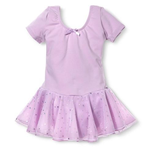 Danz N Motion&#174 by Danshuz&#174 Girls' Activewear Dress -  Lavender