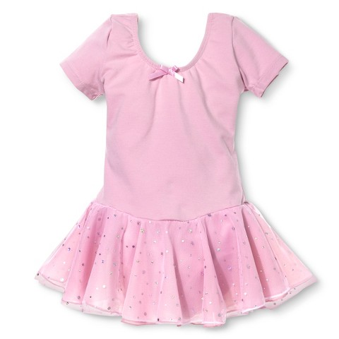 Danz N Motion® by Danshuz® Girls' Activewear Dress -  Pink
