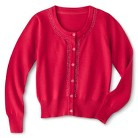 Girls' Solid Cardigan