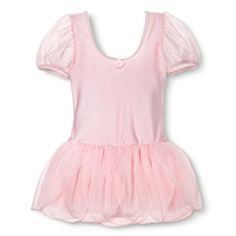 Danz N Motion® by Danshuz® Girls' Activewear Dress -  Pink