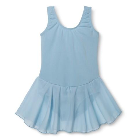Danz N Motion&#174 by Danshuz&#174 Girls' Activewear Dress -  Lt Blue