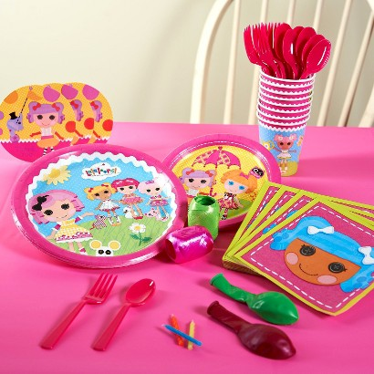 Lalaloopsy Party Pack for 16 - Multicolor