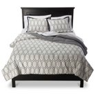 Threshold™ Diamond Lattice Comforter Set