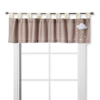 Sweet Dreams Window Valance