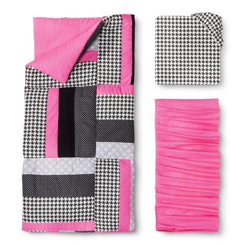 Serena 3pc Crib Bedding Set