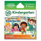 LeapFrog Get Ready for Kindergarten Learning Game Pack (for LeapPad tablets and LeapsterGS)