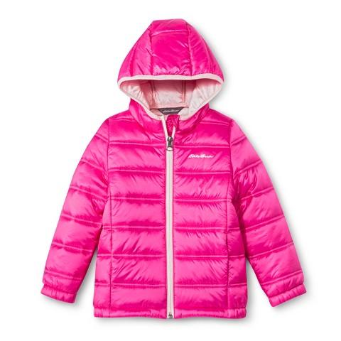 Eddie Bauer® Toddler Girls' Quilted Lightweight Puffer Jacket