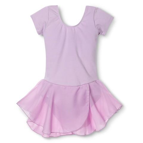 Danshu BG Activewear Leotard Lavender