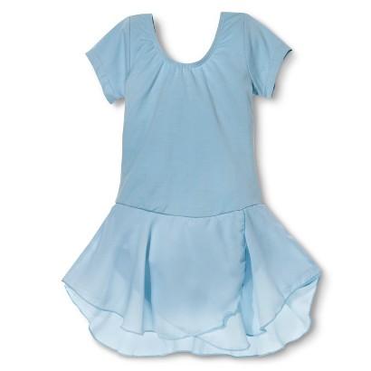Danz N Motion® by Danshuz® Girls' Activewear Dress -  Lt Blue