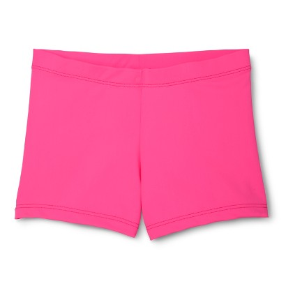 Danz N Motion® by Danshuz® Girls' Activewear Shorts Brite Pink