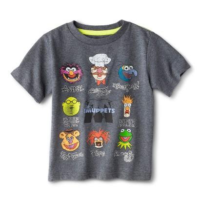 Disney® The Muppets Infant Toddler Boys' Short Sleeve Tee