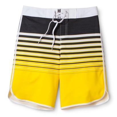 """Mossimo Supply Co. Men's 11"""" Striped Boardshort"""