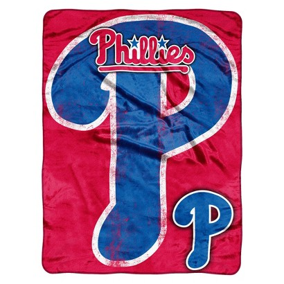 Philadelphia Phillies Throw 46X60