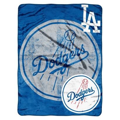 Los Angeles Dodgers Throw 46X60