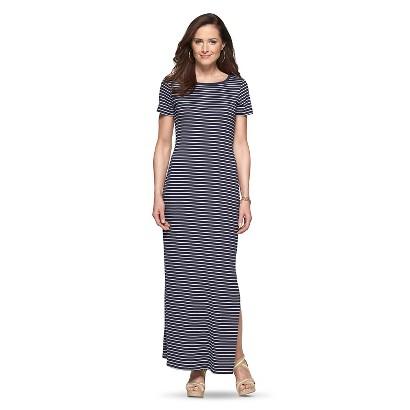 Merona® Women's Knit Maxi Dress - Xavier Navy