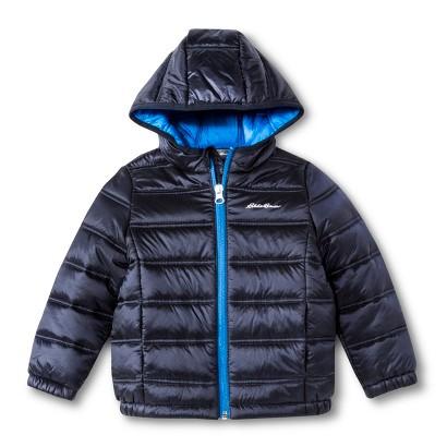 Eddie Bauer® Toddler Boys' Quilted Puffer Jacket