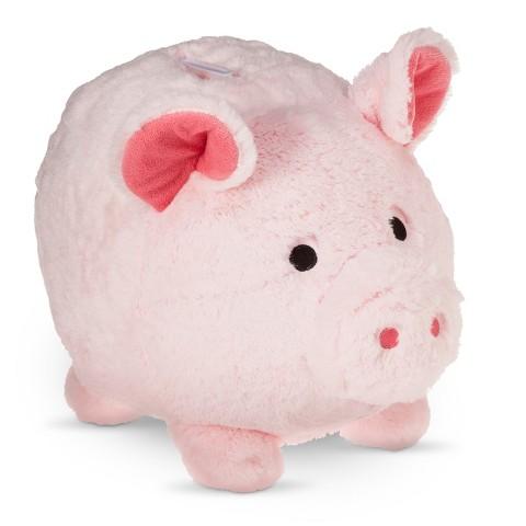 Coin Banks Target Jumbo Plush Pig Coin Bank