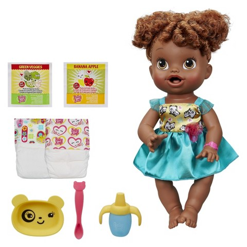 baby alive my baby all gone doll african american target