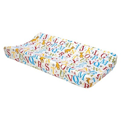 Dr. Seuss ABC Changing Pad Cover