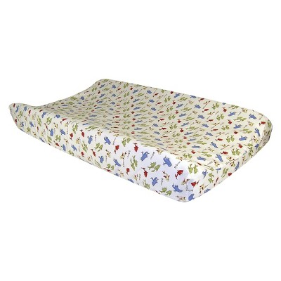 One Fish Two Fish Changing Pad Cover