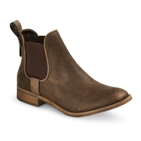 s mossimo supply co robin chelsea boots target
