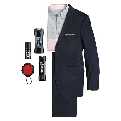 Men of Style Mossimo® & Axe Dressed Up