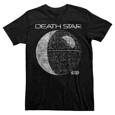 Star Wars Death Star Men's T-Shirt