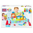 Mega Bloks® First Builders Build'n Learn Table!