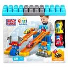 Mega Bloks® First Builders Fast Tracks Raceway