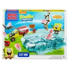 Mega Bloks® SpongeBob SquarePants - Invisible Boatmobile Rescue