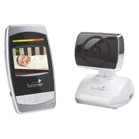 summer infant ultra sight pan scan zoom 2 5 target. Black Bedroom Furniture Sets. Home Design Ideas