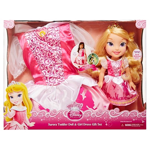 Princess Aurora Doll Disney Disney Princess Aurora Toddler