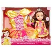 Disney Princess Belle Toddler Doll & Girl Dress Gift Set