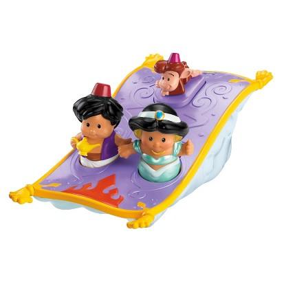 Fisher-Price® Little People Disney Aladdin's Magic Carpet