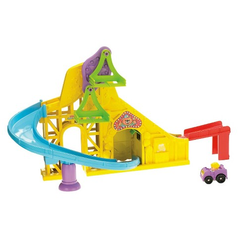 Fisher-Price® Little People Wheelies Roller Coaster
